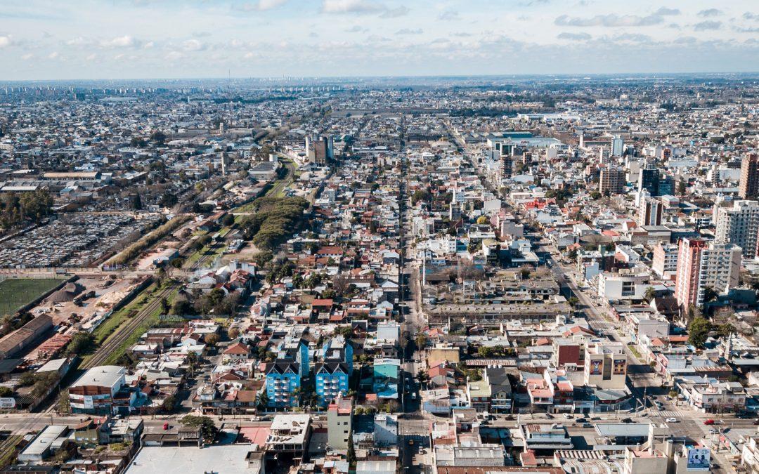 La ciudad grande y las fronteras borrosas