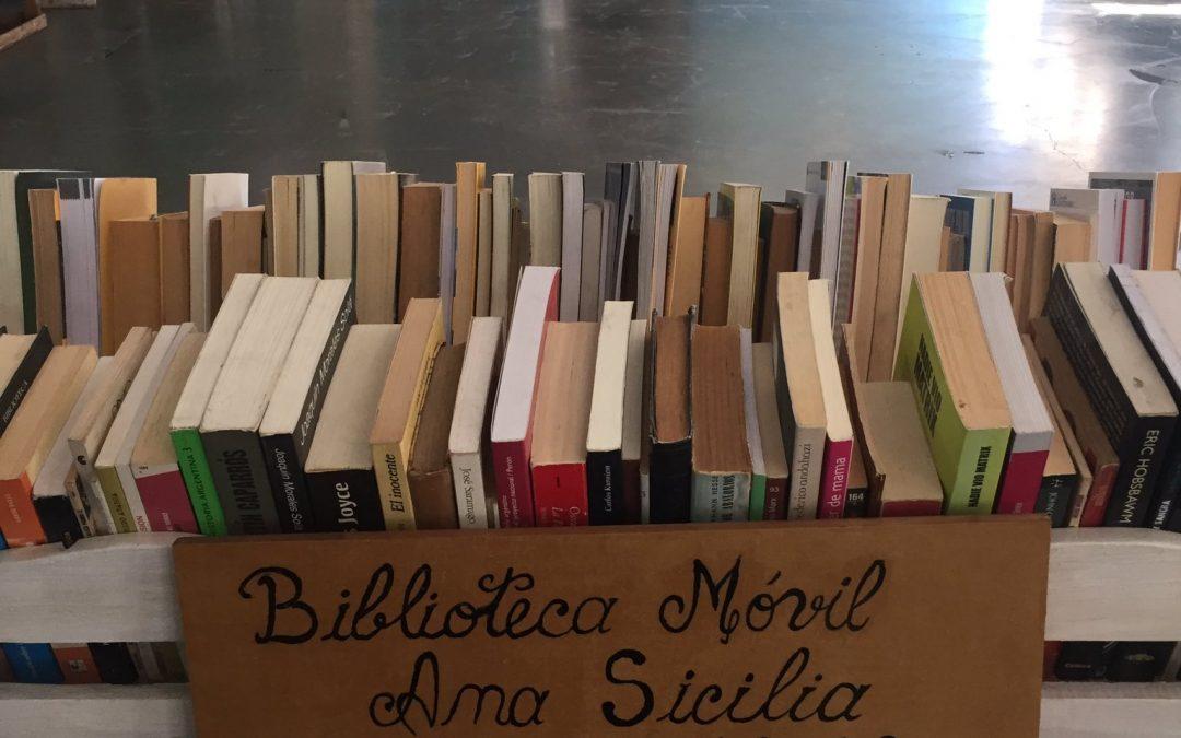 """""""Me propuse que un libro no sea imposible para nadie"""""""