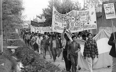 La violencia policial, 34 años después: materias pendientes
