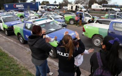 Jerarquías rígidas e interlocutores difusos: protestas policiales, autoridad y democracia