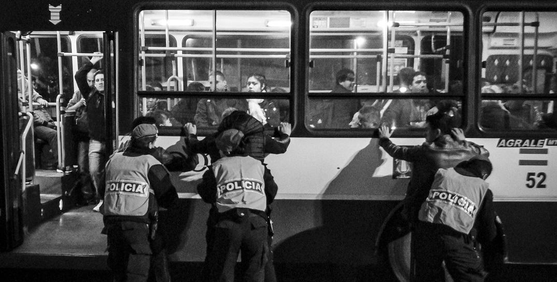 Prevenir y hostigar: el policiamiento en la lucha por el reconocimiento