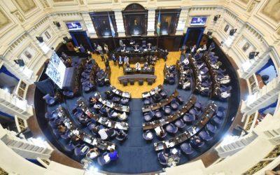 Renovación conurbana en la Legislatura