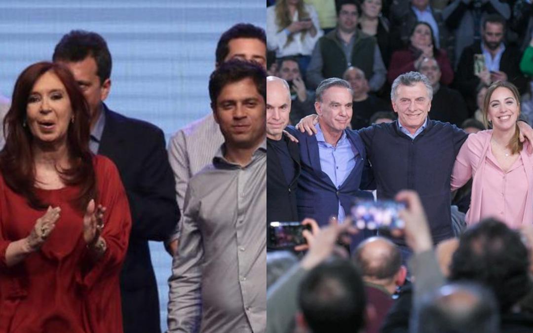 A la conquista del corazón del Conurbano peronista